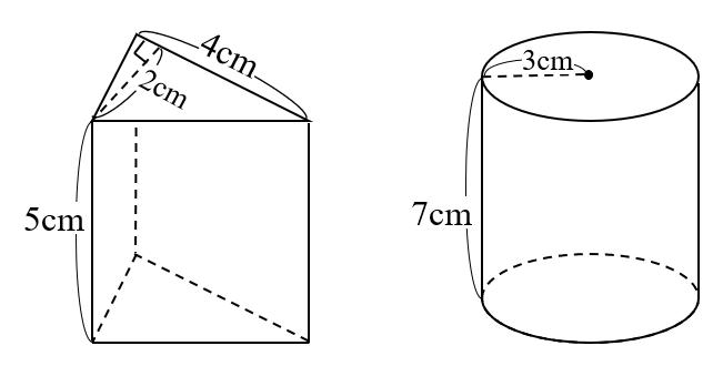 の 方 求め 直方体 の 表面積 円錐の体積の求め方【公式】